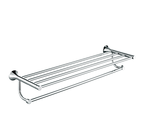 L14 DOUBLE TOWEL SHELF